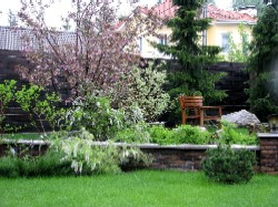 Частный участок, Дмитровский район, Московская область, 2011-2013